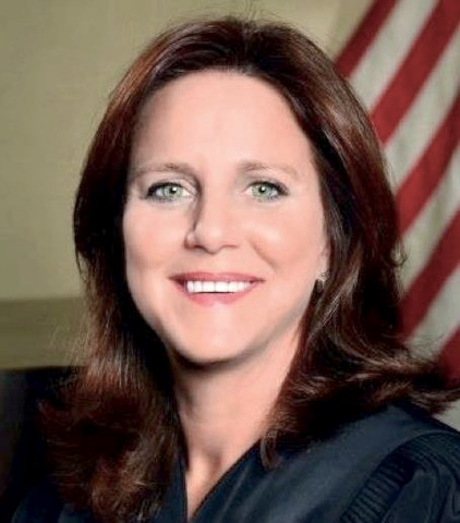 The Honorable Missy Medary, Presiding Judge of the Fifth Administrative Judicial Region of Texas