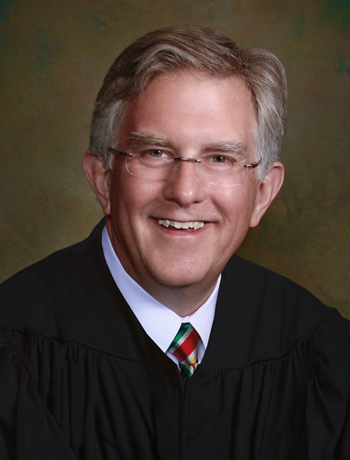 The Honorable Dean Rucker, Presiding Judge of the Seventh Administrative Judicial Region of Texas