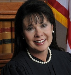Photo of Justice Marialyn Barnard