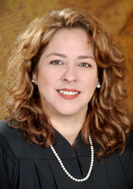Photo of Justice Gina M. Benavides