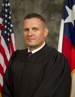Photo of Justice Mark T. Pittman