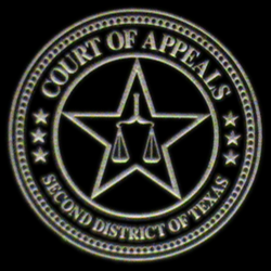 Seal of the Second Court of Appeals of Texas