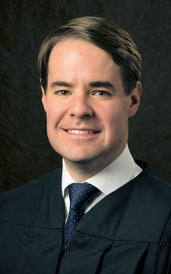 Photo of Justice Jason Boatright