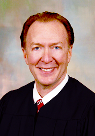 Photo of Justice Robert M. (Bob) Fillmore