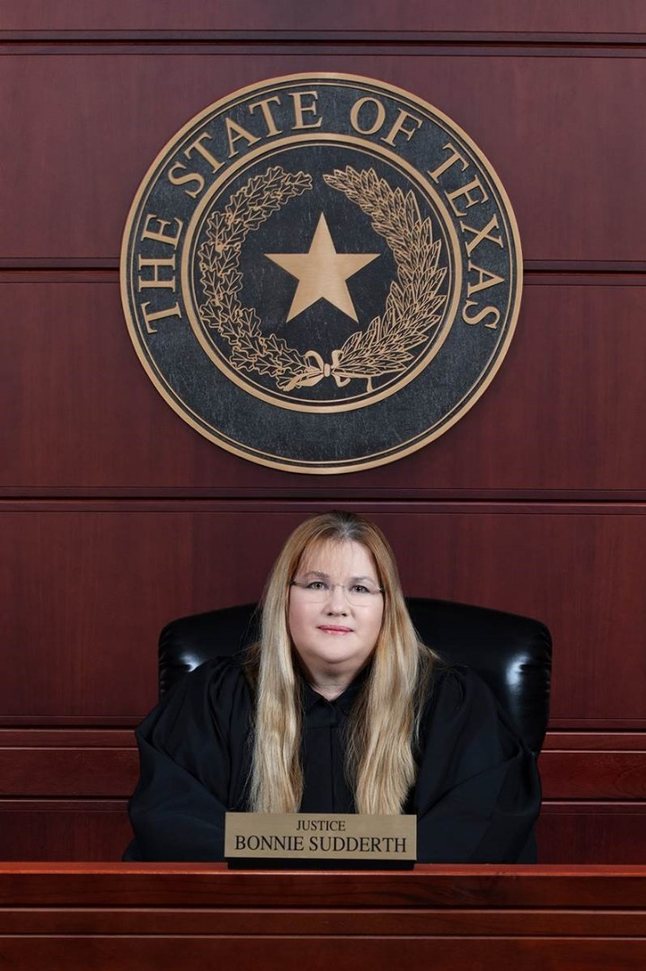 Photo of Chief Justice Bonnie Sudderth