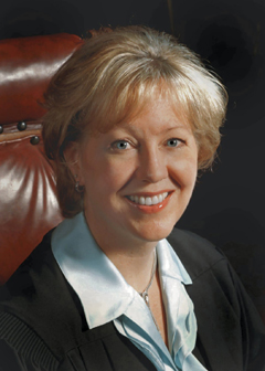 Photo of Justice Harriet O'Neill