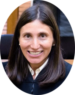 Photo of Justice Jennifer Caughey