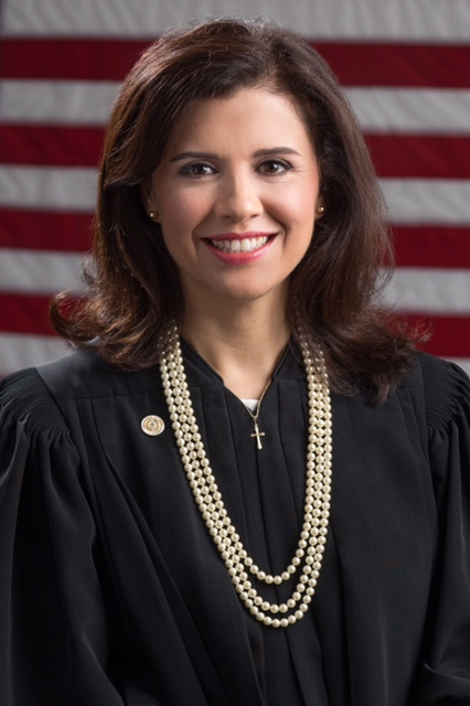 Photo of Justice Luz Elena Chapa