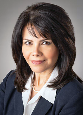 Photo of Justice Liza A. Rodriguez
