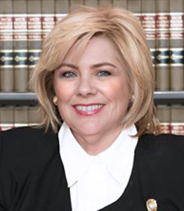 "Photo of Justice Margaret ""Meg"" Poissant"