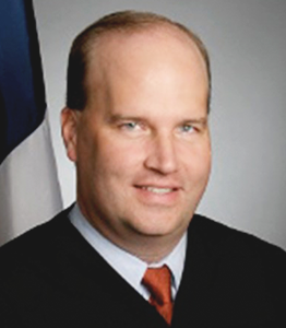Photo of Justice Ken Wise