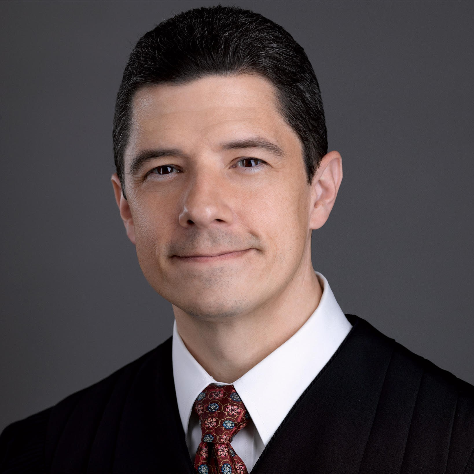 Photo of Justice J. Brett Busby