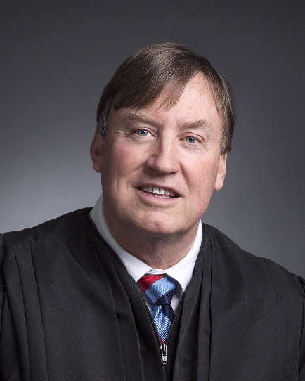 Photo of Justice David Bridges