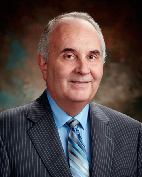 Photo of Justice Greg Neeley