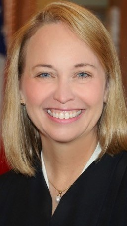 Photo of Justice Jane Bland