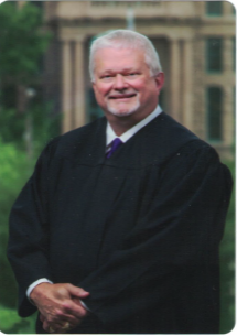 Photo of Justice Mike Wallach
