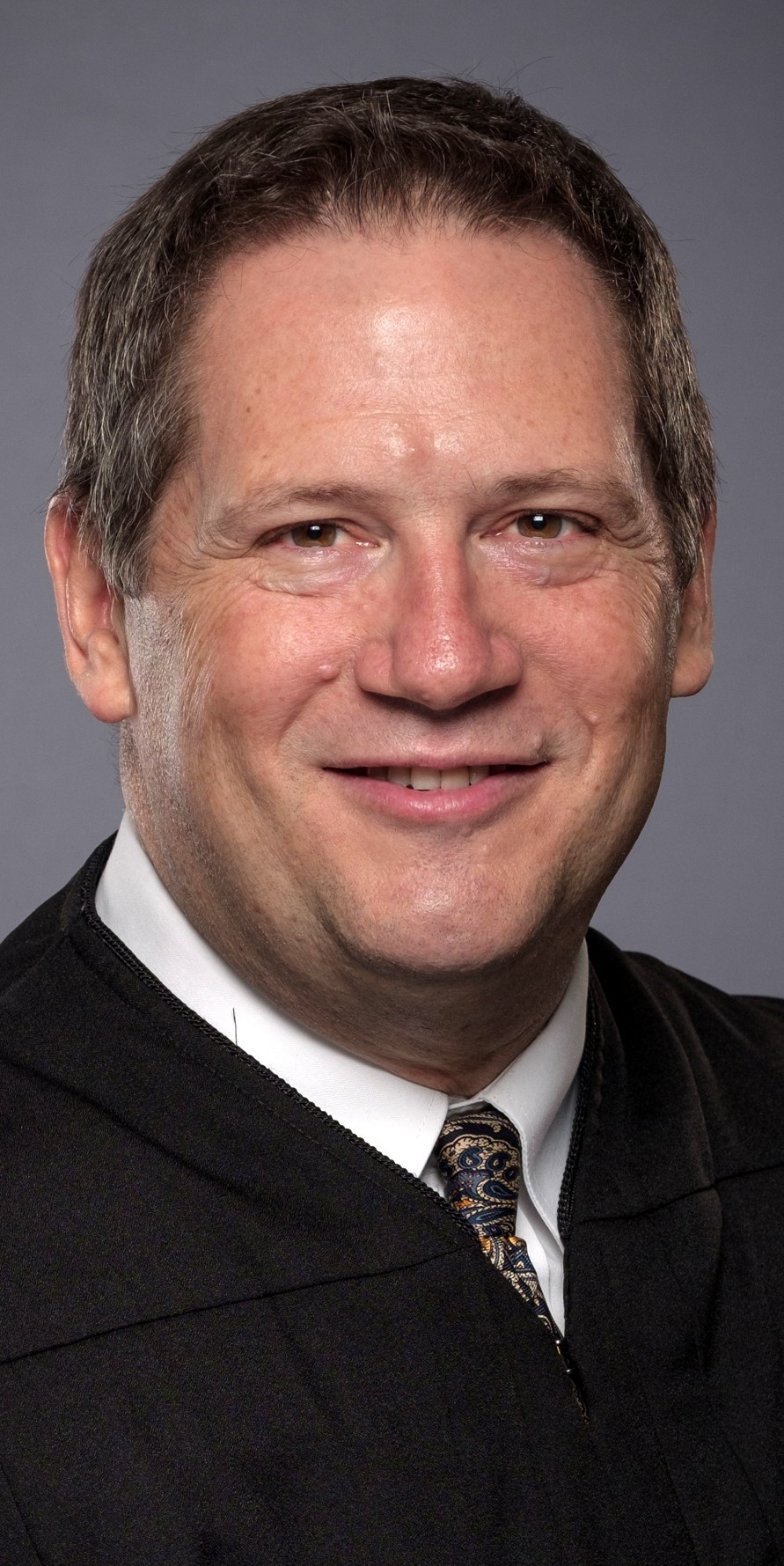 Photo of Justice Jeffrey S. Boyd