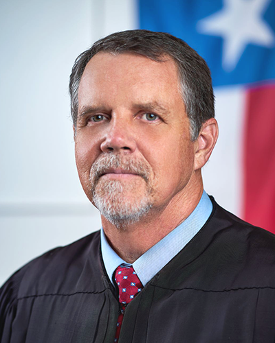 Photo of Justice Jeff Alley