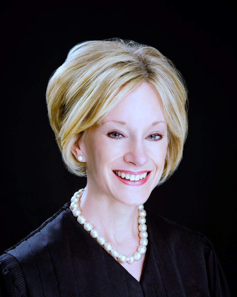 Photo of Justice Lana Myers