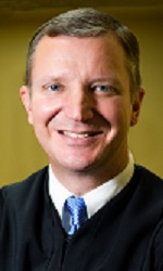 Photo of Justice Jeff Brown