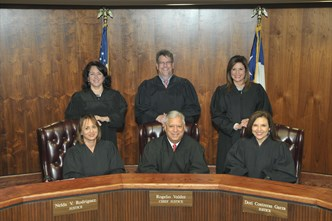 13th Court of Appeals Justices