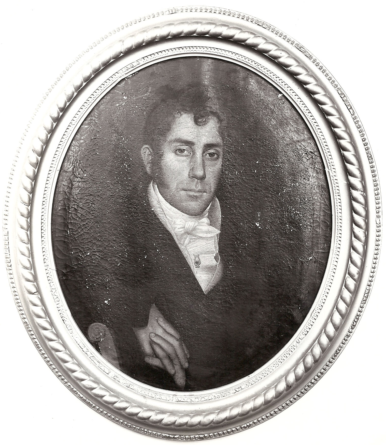 William Fairfax Gray, Clerk 1837-1840