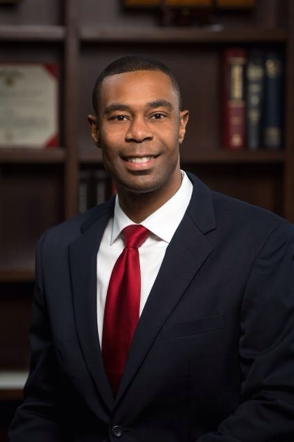 Photo of Justice Jason Pulliam