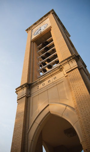Icon (UT Tyler Belltower)