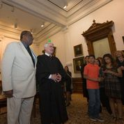 Senator West and Chief Justice Hecht on Texas Female Judges Day 2015