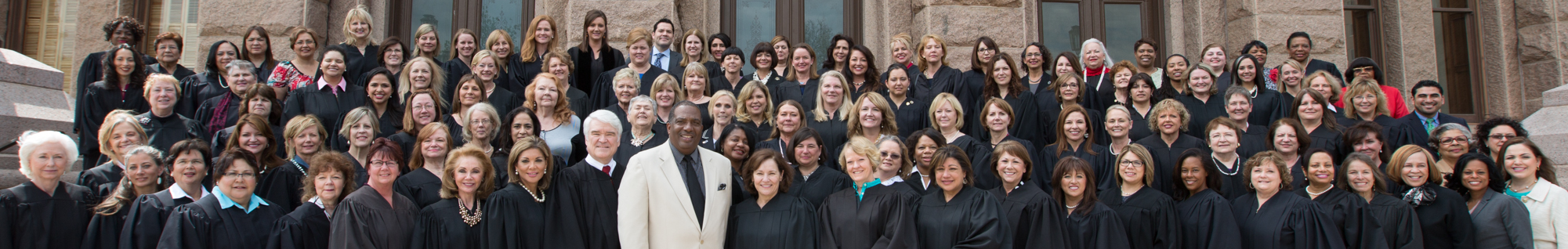 Female Judges Day 2015 Group Photo