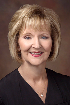 Photo of Justice Judy C. Parker