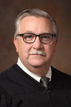 Photo of Justice Patrick A. Pirtle