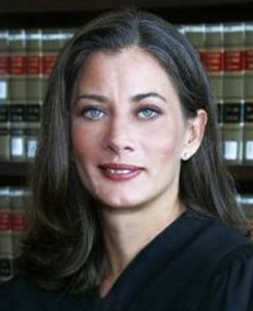 Photo of Justice Melissa Goodwin