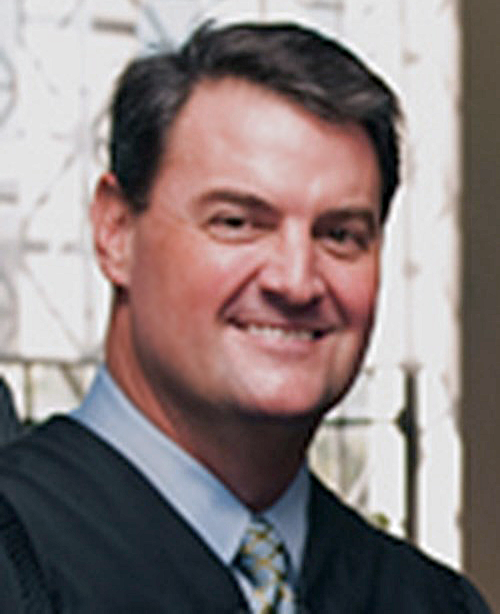 Photo of Chief Justice Jeff Rose