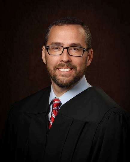 Photo of Justice Bill Pedersen, III