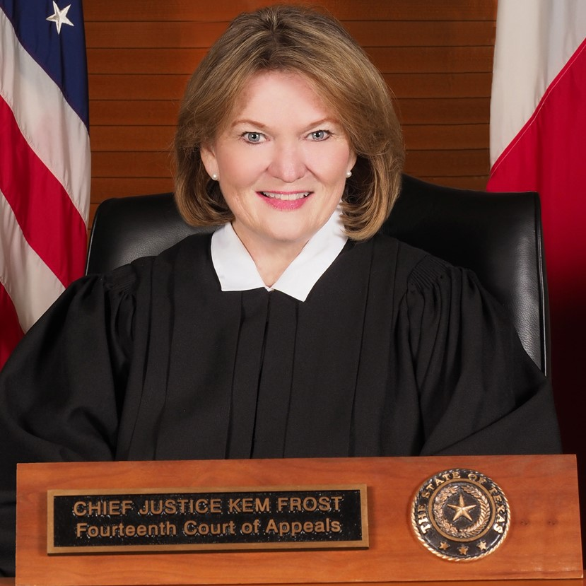 Photo of Chief Justice Kem Thompson Frost