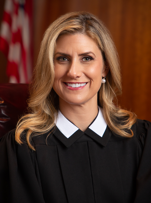 Photo of Justice Chari L. Kelly