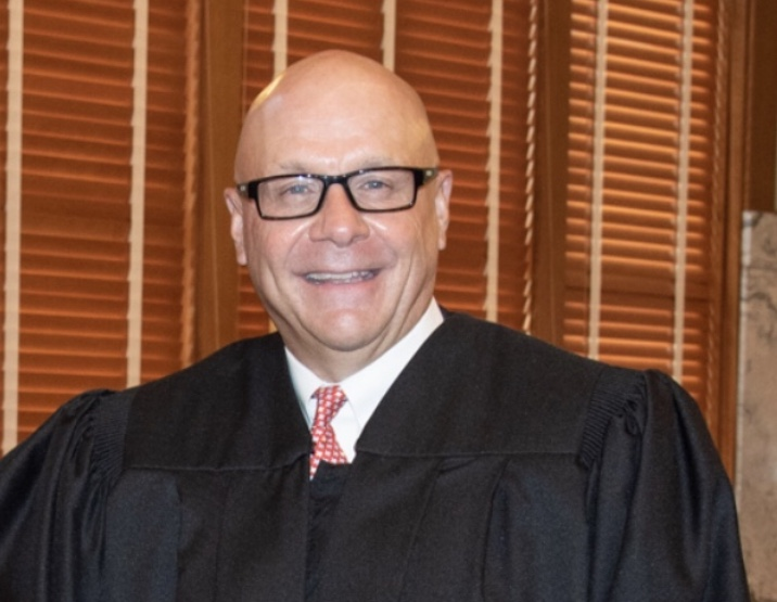 Photo of Justice Terry Adams